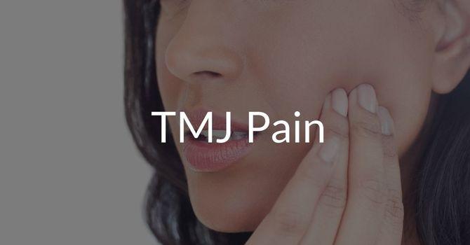 Temporomondibuller Joint Dysfunction (TMJ)