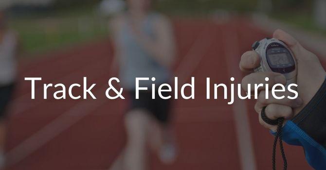 Track & Field Injury