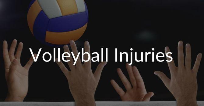 Volleyball Injury